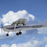 Cessna 172S :: Александр Георгиевич
