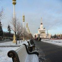 Москва.ВДНХ :: Galina Belugina