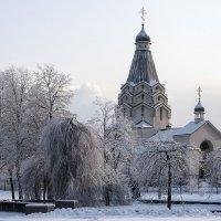 Церковь зимой :: VL