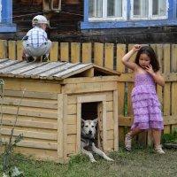 Детство с Карпухой :: Валерий Чепкасов
