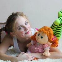 Пеппи длинный чулок :: Юлия