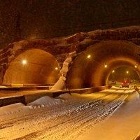 ..про тоннели и машины... :: Александр Герасенков