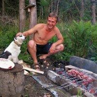 Жаркое на углях :: Сергей Чиняев