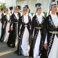 Бабье лето в Горячих ключах фестиваль 2008 Группа Осетия :: Олег Романенко