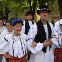Бабье лето в Горячих ключах фестиваль 2008 Группа Словения :: Олег Романенко