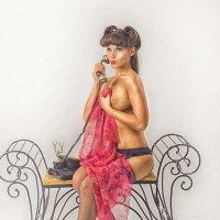 Pin Up :: Татьяна Просина