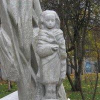 Детям блокадного Ленинграда :: Вера Моисеева