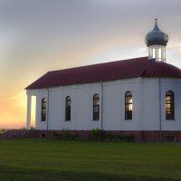 Сельская церковь :: Николо Пагани