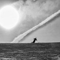 Остывающее солнце :: Игорь Матвеев