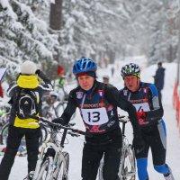 Зимний триатлон :: Валерий Толмачев