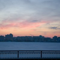 Пробуждение города. :: Андрей Ветров