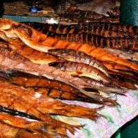Рыба. Рынок. :: Oleg Ustinov