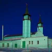 мечеть Чулпан :: Евгений Вяткин