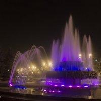 фонтан около администрации города :: Евгений Вяткин