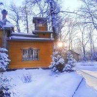 И в Питере бывает мороз и солнце... :: Валентина Колова