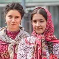 Две девочки :: Nn semonov_nn