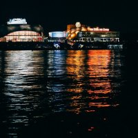 Ночная радуга... :: Lilly
