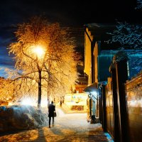 холод :: Дмитрий Потапов