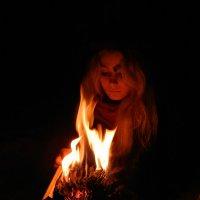 Огонь и лёд :: Анна Ватулина