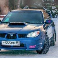 Subaru WRX STI :: derber d