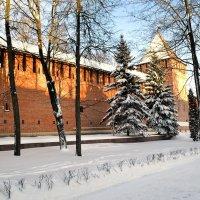 Смоленск в январе 2016 :: Милешкин Владимир Алексеевич