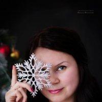 Волшебная Снежинка :: Оксана Романова