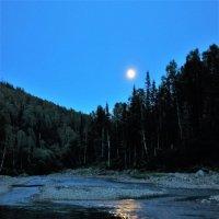 Лунная дорожка :: Сергей Чиняев