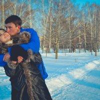Леся и Максим Love story 24.01.2016 :: Наталья Попова