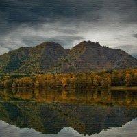 Чемальское водохранилище :: Виктор Четошников