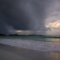Ненастье над островами :: Марина Мудрова