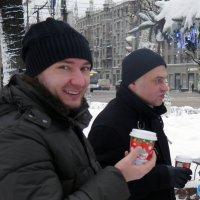 Кофе :: Виктор Сергеевич Конышев