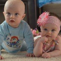 Двойняшки :: Ирина Артемова