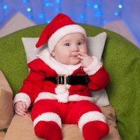 Little Santa :: Катерина Бычкова