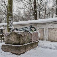 Адольф Магир (Некрополь 18 века, Лазаревское кладбище ) :: Владимир Демчишин