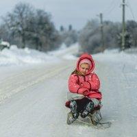 морозный денёк :: dron