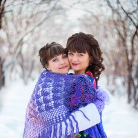 Сёстры :: Екатерина Тырышкина