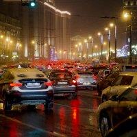 Красная Москва :: Алексей Окунеев
