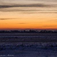 морозное утро :: Константин Шабалин