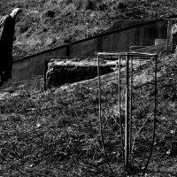 По  лестнице,  ведущей вниз.... :: Валерия  Полещикова