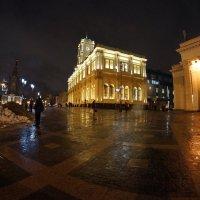Площадь трёх вокзалов 2 :: Фролов Владимир Александрович