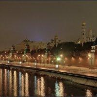 Зимняя Москва :: Игорь Овсянников