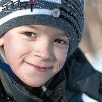 Портрет мальчика :: Ирина Дикая