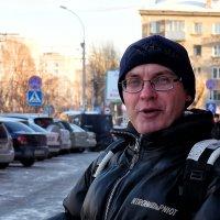 путешественник Дмитрий Турин :: Dmitry i Mary S