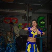Индийский красивый танец) :: Tatsiana Latushko