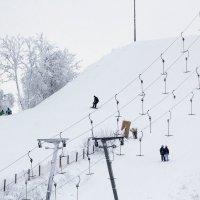 Сноубордист :: Aнна Зарубина