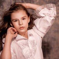 ветер в волосах :: Екатерина Overon
