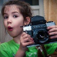 Юный фотограф Диана.... :: Виктор