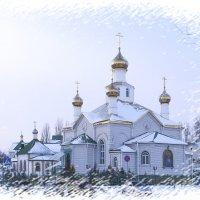 зима в городе :: татьяна