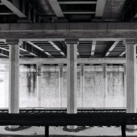 Колонны в тоннеле :: Саша Суфранс