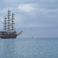 В море :: Наталья Семиколенных